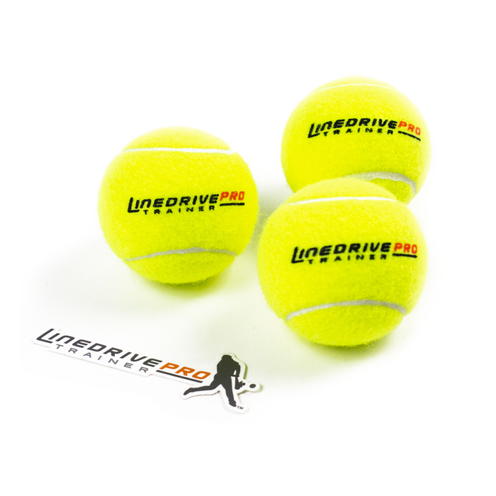 Practice Balls 3 Pack