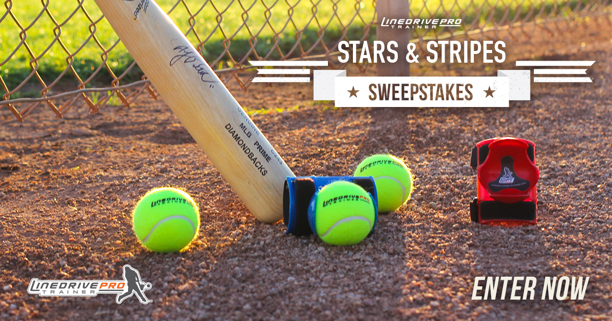 WIN AN AUTOGRAPHED BAT AND FREE LDPT PRODUCTS