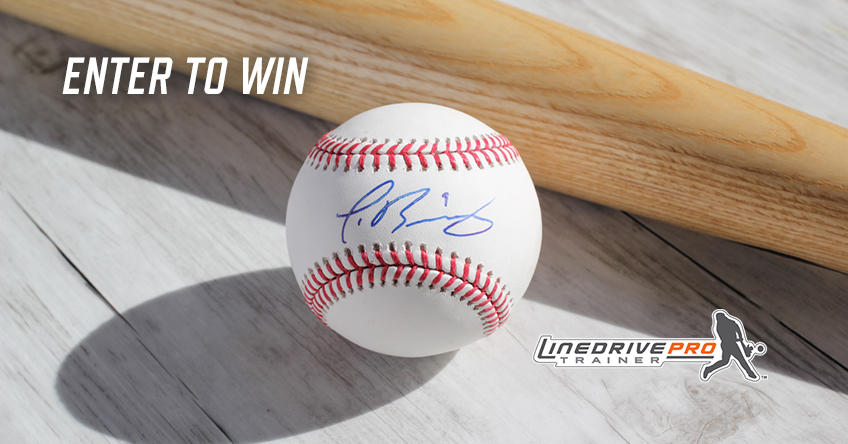 GIVEAWAY: Enter To Win A Signed Javier Báez Baseball