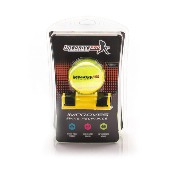 Yellow Line Drive Pro Swing Trainer
